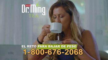Dr. Ming Tea TV Spot, 'Bajar de peso rápidamente' [Spanish] - Thumbnail 3