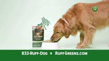 Ruff Greens TV Spot, 'Live Nutrition: $14.95 Trial'