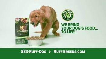Ruff Greens TV Spot, 'Live Nutrition: $14.95 Trial' - Thumbnail 10