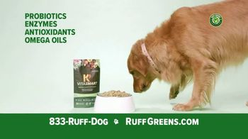 Ruff Greens TV Spot, 'Live Nutrition: $14.95 Trial' - Thumbnail 7