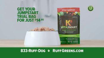 Ruff Greens TV Spot, 'Live Nutrition: $14.95 Trial' - Thumbnail 9