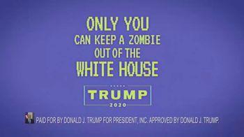 Donald J. Trump for President TV Spot, 'How to Spot a Zombie' - Thumbnail 6