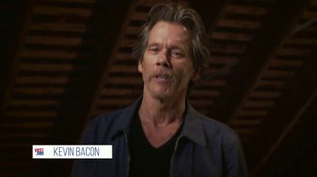 Vote.org TV Spot, 'Kevin Bacon Voted' - Thumbnail 1