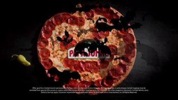 Papa John's Jack-O'-Lantern Pizza TV Spot, 'Spookiest' - Thumbnail 7
