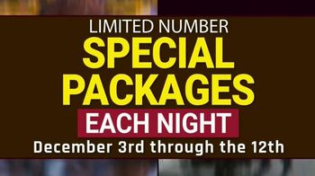The Cowboy Channel TV Spot, '2020 NFR: VIP Package' - Thumbnail 3