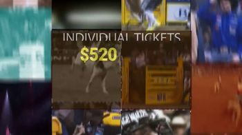The Cowboy Channel TV Spot, '2020 NFR: VIP Package' - Thumbnail 7