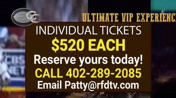 The Cowboy Channel TV Spot, '2020 NFR: VIP Package' - Thumbnail 8