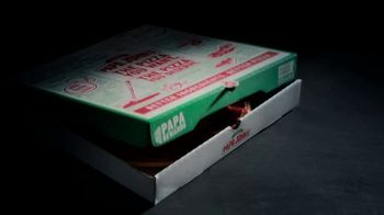 Papa John's Jack-O'-Lantern Pizza TV Spot, 'Tricks' - Thumbnail 2