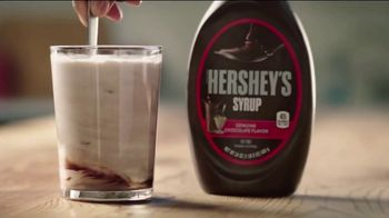 Hershey's Syrup TV Spot, 'Spin of a Spoon'