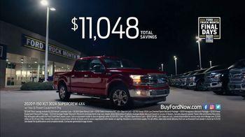 Ford Truck Month TV Spot, 'Final Days' Song by Gary Clark Jr. [T2] - Thumbnail 7