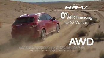 Honda Model Year End Sale TV Spot, 'First Time Ever: HR-V' [T2] - Thumbnail 2