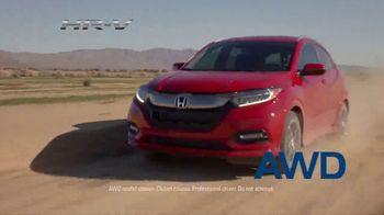Honda Model Year End Sale TV Spot, 'First Time Ever: HR-V' [T2] - Thumbnail 4