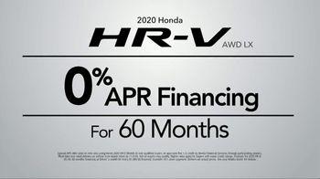 Honda Model Year End Sale TV Spot, 'First Time Ever: HR-V' [T2] - Thumbnail 6