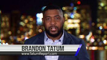 Tatum Report TV Spot, 'All Patriots' Featuring Brandon Tatum - 1 commercial airings