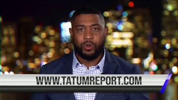 Tatum Report TV Spot, 'All Patriots' Featuring Brandon Tatum - Thumbnail 4