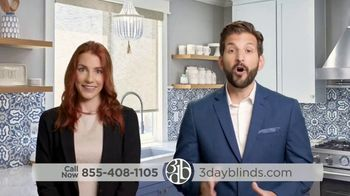 3 Day Blinds TV Spot, 'Every Step of the Way' - Thumbnail 6