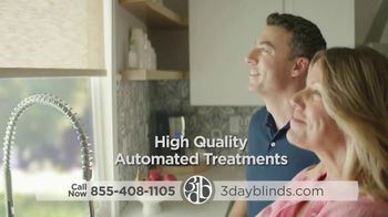 3 Day Blinds TV Spot, 'Every Step of the Way' - Thumbnail 3