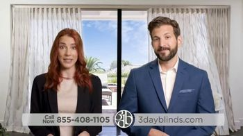 3 Day Blinds TV Spot, 'Every Step of the Way' - Thumbnail 4