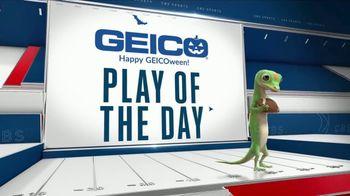 GEICO TV Spot, 'GEICOween: Play of the Day: Kyle Allen' - Thumbnail 1