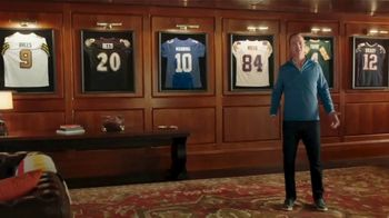 Tide TV Spot, 'First Clean Jersey Swap' Featuring Peyton Manning
