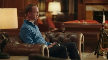 Tide TV Spot, 'First Clean Jersey Swap' Featuring Peyton Manning - Thumbnail 9