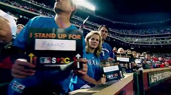Stand Up 2 Cancer TV Spot, 'MLB Placard Moments' - Thumbnail 5