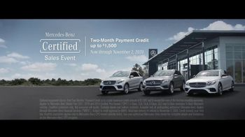 Mercedes-Benz Certified Pre-Owned Sales Event TV Spot, 'Or It Isn't: Never Settle' [T2] - Thumbnail 9