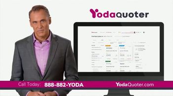 YodaQuoter, Inc. TV Spot, 'Find the Right Plans' - Thumbnail 4