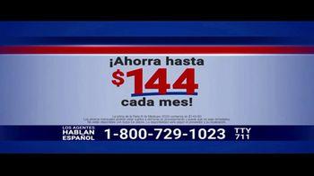 MedicareAdvantage.com TV Spot, 'Actualización especial' [Spanish] - Thumbnail 4