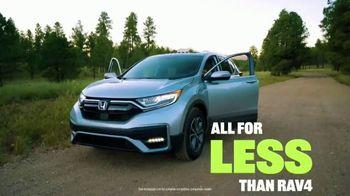 2020 Honda CR-V Hybrid TV Spot, 'The Honda Hybrid Road: Make a Difference' Song by Grace Mesa [T2] - Thumbnail 5