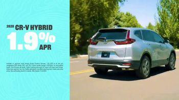 2020 Honda CR-V Hybrid TV Spot, 'The Honda Hybrid Road: Make a Difference' Song by Grace Mesa [T2] - Thumbnail 7