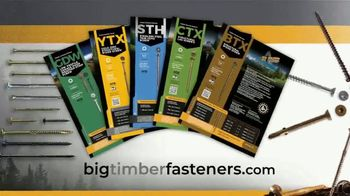 Big Timber Construction Fasteners TV Spot, 'Tested' - Thumbnail 9