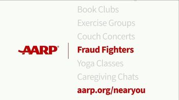 AARP Services, Inc. TV Spot, 'Do It Together: Caregiving Chat' - Thumbnail 6
