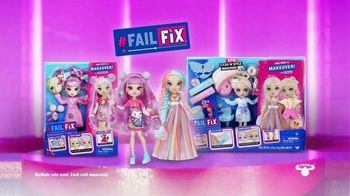 FailFix Total Makeover Doll TV Spot, 'Total Makeover: Color 'N' Style Pack' - Thumbnail 10
