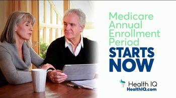 Health IQ TV Spot, 'Medicare Annual Enrollment Period' - Thumbnail 1