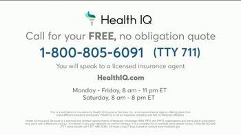Health IQ TV Spot, 'Medicare Annual Enrollment Period' - Thumbnail 8