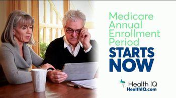 Health IQ TV Spot, 'Medicare Annual Enrollment Period'