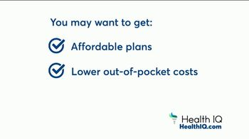 Health IQ TV Spot, 'Medicare Annual Enrollment Period' - Thumbnail 3