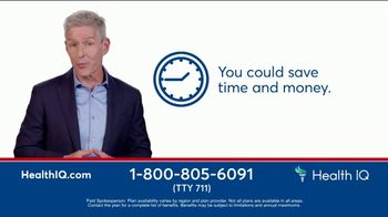 Health IQ TV Spot, 'Medicare Annual Enrollment Period' - Thumbnail 4