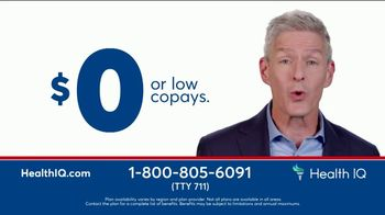 Health IQ TV Spot, 'Medicare Annual Enrollment Period' - Thumbnail 6