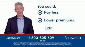 Health IQ TV Spot, 'Medicare Annual Enrollment Period' - Thumbnail 7