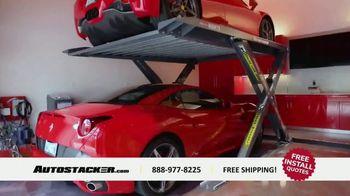 Autostacker TV Spot, 'Sleek Design: Free Shipping'