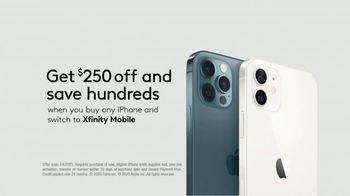 XFINITY Mobile TV Spot, 'Go Your Own Way: iPhone 12' - Thumbnail 9