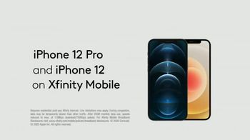 XFINITY Mobile TV Spot, 'Go Your Own Way: iPhone 12' - Thumbnail 8
