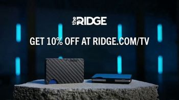 The Ridge Wallet TV Spot, 'Guaranteed for Life' - Thumbnail 7