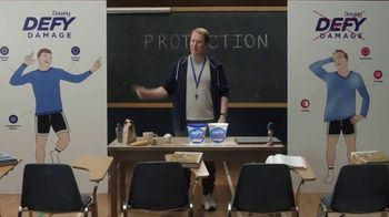 Downy Defy Damage TV Spot, 'Health Teacher' - Thumbnail 4