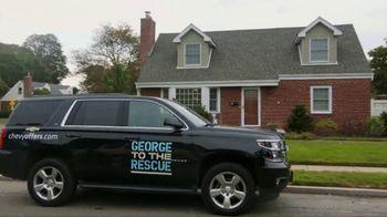 Chevrolet TV Spot, 'George to the Rescue: Caretakers' [T2] - Thumbnail 9