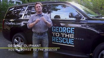Chevrolet TV Spot, 'George to the Rescue: Caretakers' [T2]