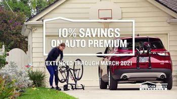 American Family Insurance TV Spot, 'The Dreams That Drive You: 10% Savings'