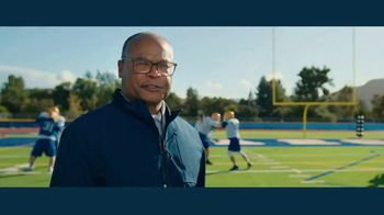 IBM Cloud TV Spot, 'Hybrid Approach: Football' Featuring Mike Singletary